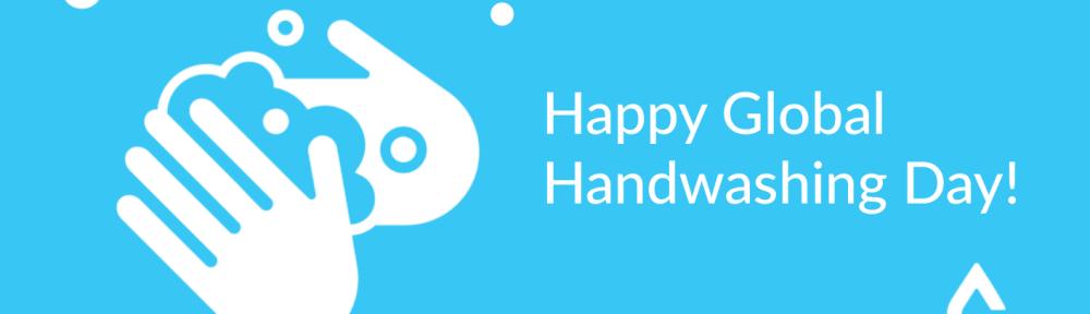 Glitter teaches hygiene for Global Handwashing Day