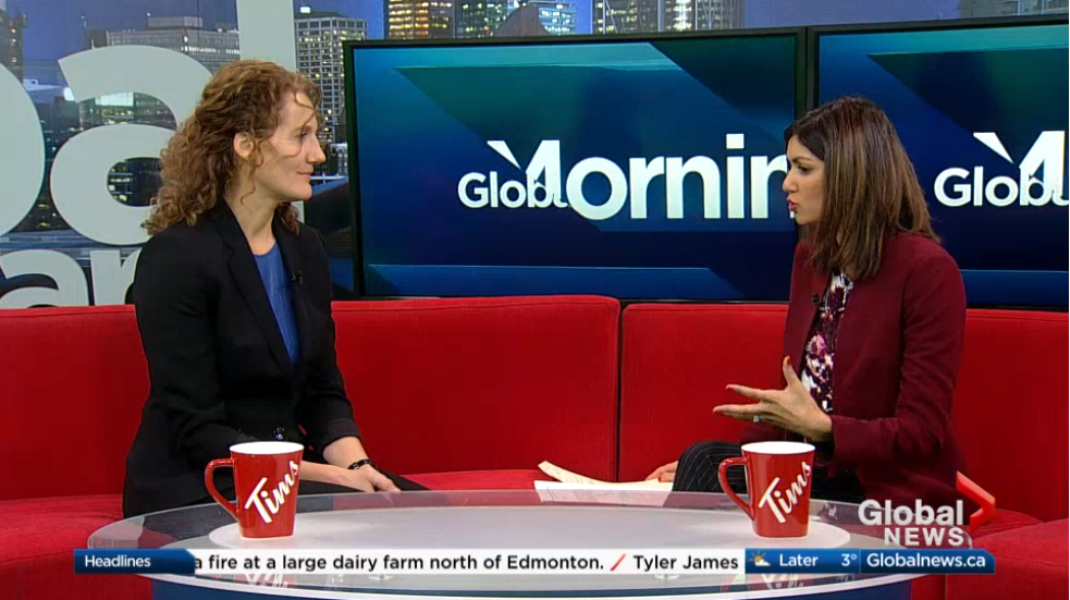CAWST in the News: Shauna Curry on Global News Morning Calgary