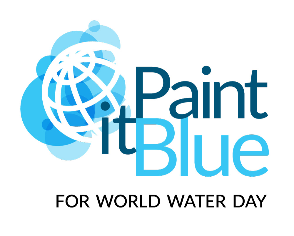 Canada Paints It Blue for World Water Day