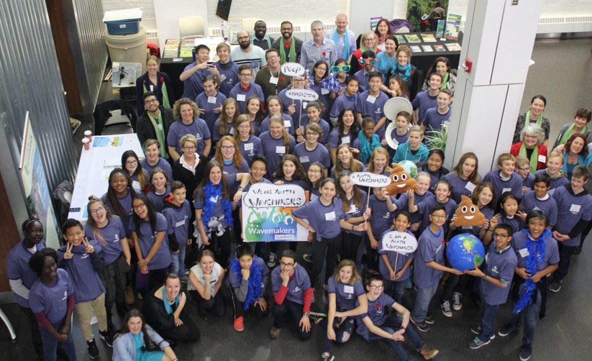 Wavemakers Summit Volunteer Team
