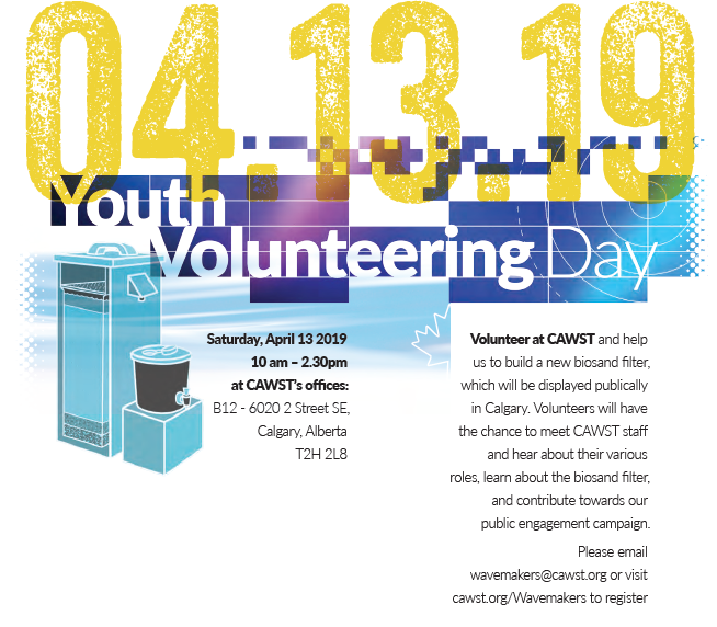 Youth Volunteering Day