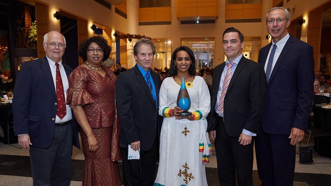 Meet Martha: International Water Prize Winner