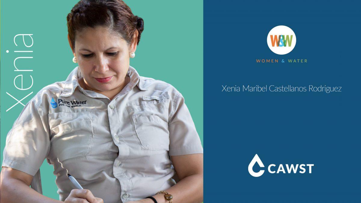 International Women's Day: Xenia Castellanos