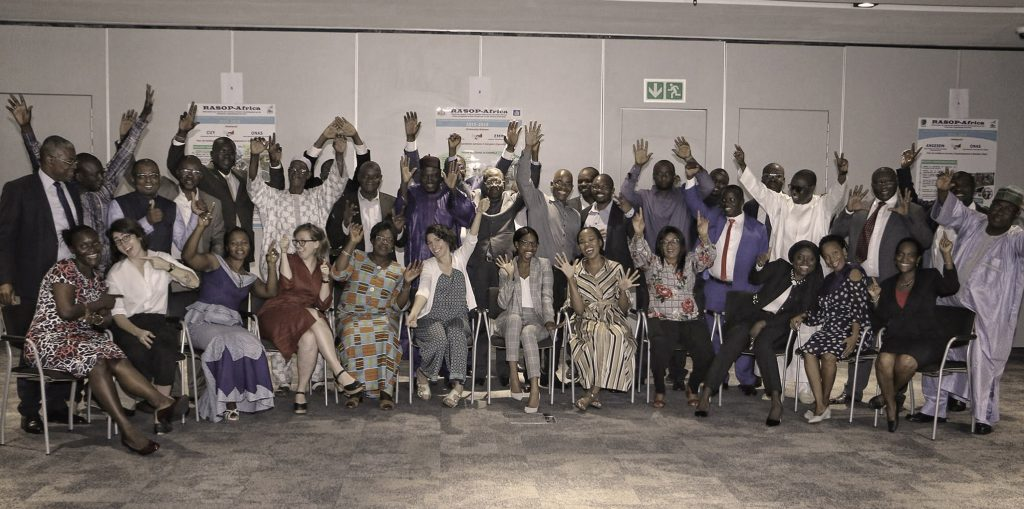 Pan African Association of Sanitation Actors launch at Fecal Sludge Management 5 conference
