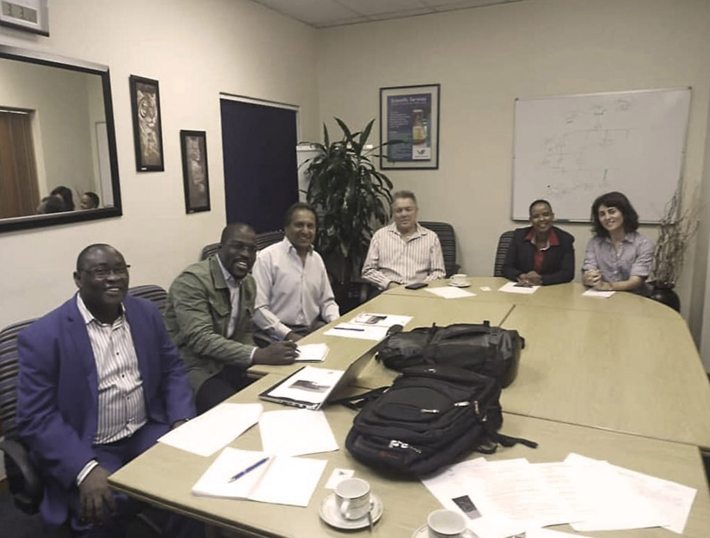 African Water Association meets to evaluate the first phase of their program that engages 30 cities across the continent to plan and implement inclusive sanitation strategies