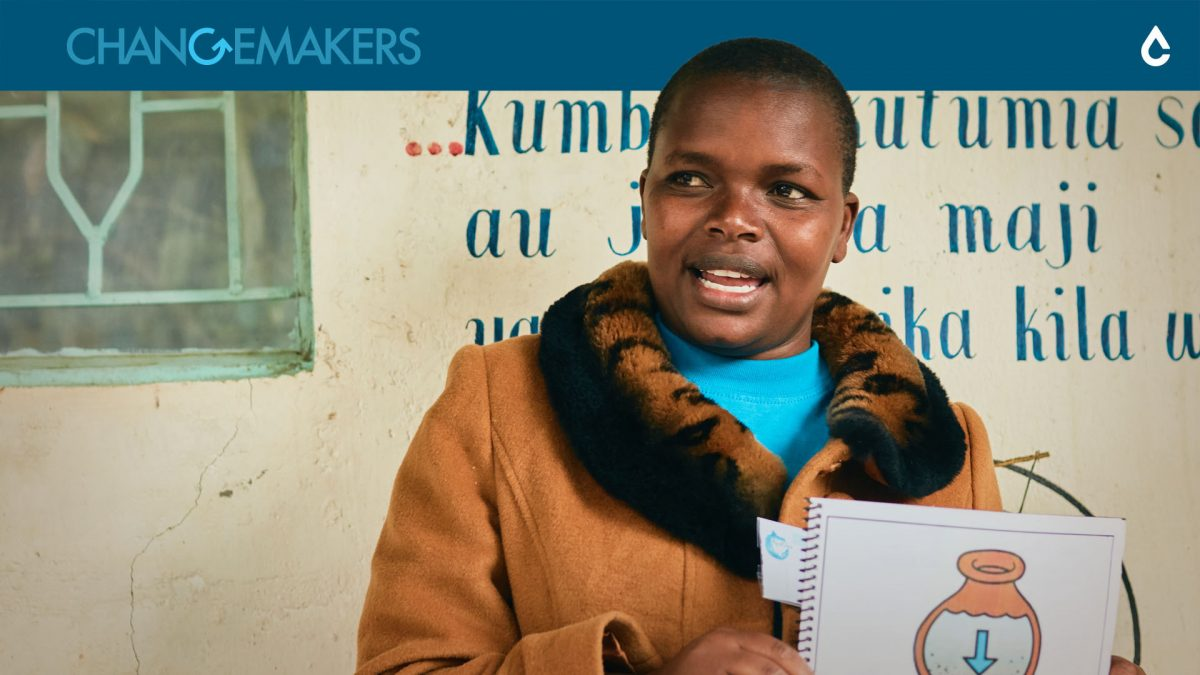 Changemaker: Emma Chepkoech