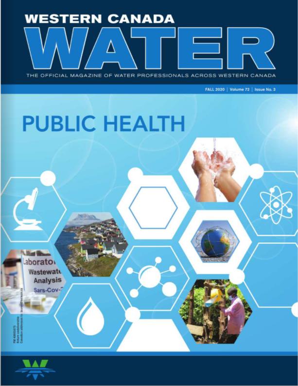 Western Canada Water Magazine - Public Health Issue