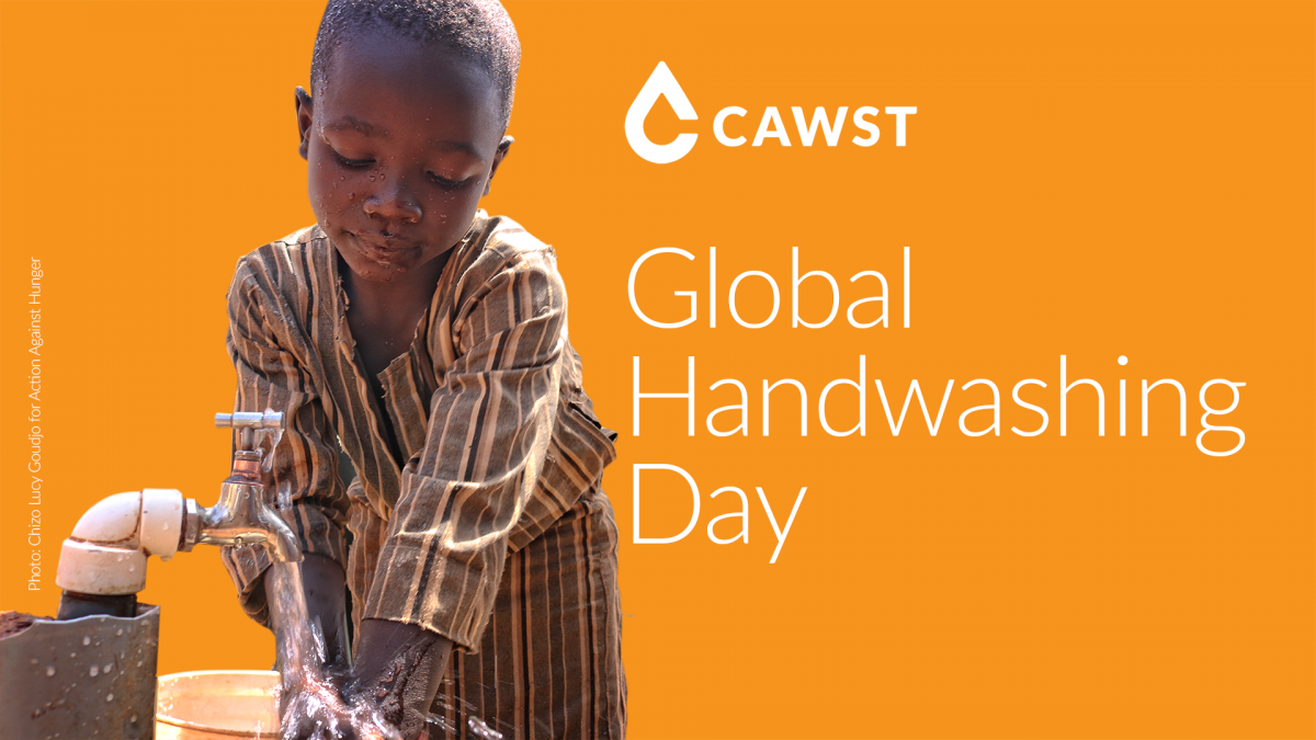 Calgary charity joins Global Handwashing Partnership in time for Global Handwashing Day